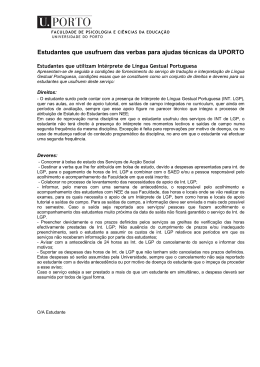 Documento em PDF - Universidade do Porto