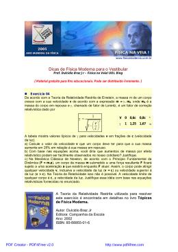 04 - Física na Veia!