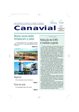 Canavial 2007