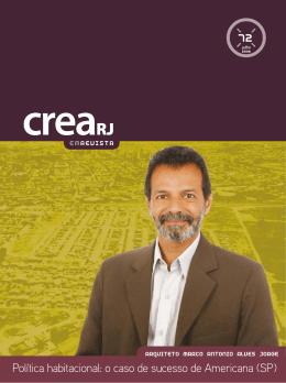 Política habitacional: o caso de sucesso de Americana (SP) - Crea-RJ