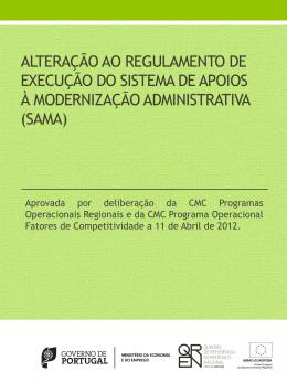 regulamento_sama. - Compete