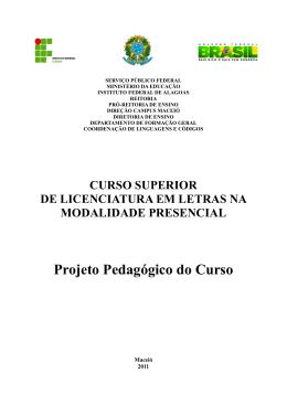 PROJETO LETRAS ULTIMA VERSAO 12.06.13 - IFAL