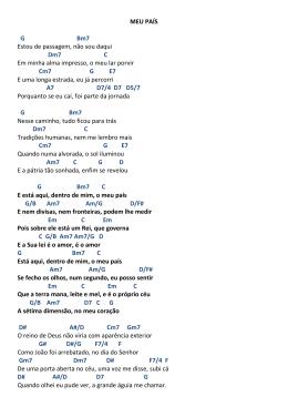 Louvores com Cifras para Células e G E `s