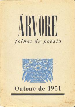 Árvore : folhas de poesia, fascículo 1, Outono de 1951