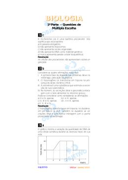 Biologia - Folha de S.Paulo