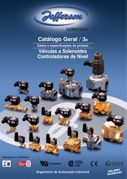 Catálogo Geral / 3a - Jefferson Solenoid Valves USA
