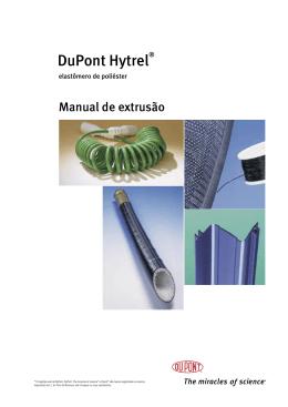 Manual - Extrus.o Hytrel.indd