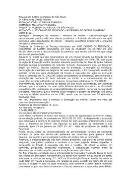Tribunal de Justiça do Estado de São Paulo 9ª Câmara de Direito