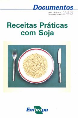 Receitas Práticas com Soja - Ainfo