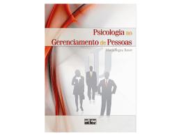 A Psicologia como ciência / MARCIA REGINA