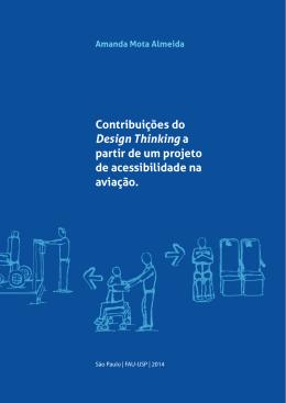 Contribuições do Design Thinking a partir de um projeto de