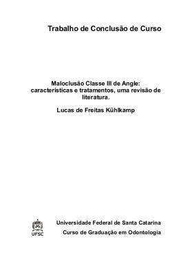 Trabalho de Conclusão de Curso - Universidade Federal de Santa