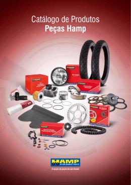 Catálogo de Produtos Peças Hamp - Honda