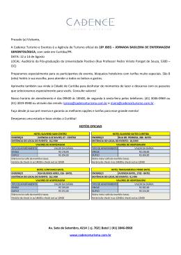 jornada brasileira de enfermagem gerontologica