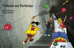 O Mundo das Partículas -CERN - livro para crianças