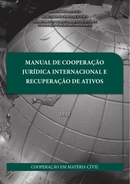 Manual para Expedição de Cartas Rogatórias – Cível