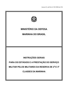 E 3 - Marinha do Brasil