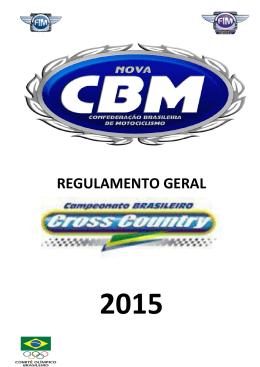 Campeonato Brasileiro de CROSS-COUNTRY