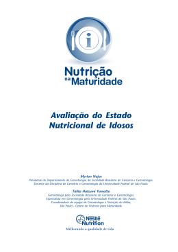 Avaliação do Estado Nutricional de Idosos