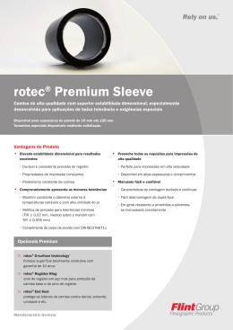 rotec® Premium Sleeve