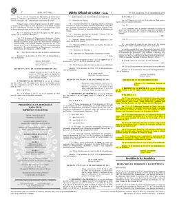 Clique aqui para ler o Decreto de convocação da 15ª CNS