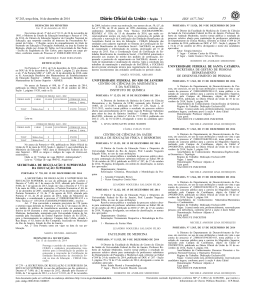 ISSN 1677-7042 - Ministério da Educação