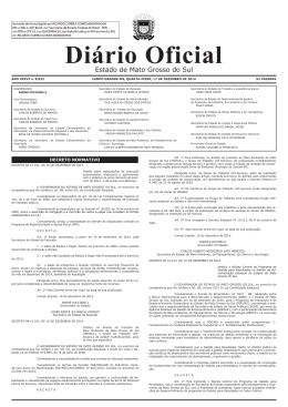 Diário Oficial nº 8.822, de 17 de dezembro de 2014