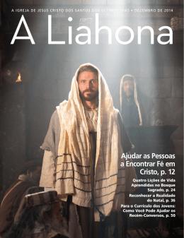 Dezembro de 2014 A Liahona - The Church of Jesus Christ of Latter
