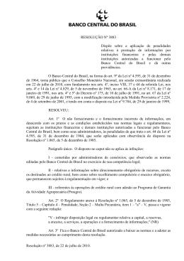 Resolução 3.883