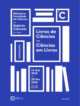 Livros de Ciências — Ciências em Livros