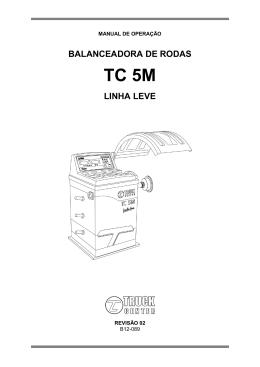 TC 5M (G1) - Até 08/2015