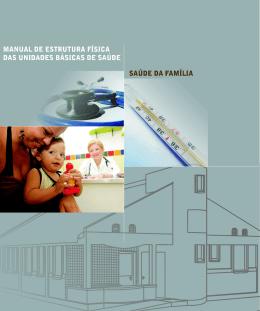 Manual Estrutura UBS - Biblioteca Virtual em Saúde