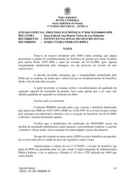 201070590006959 - Justiça Federal do Paraná