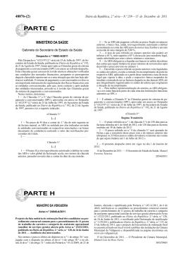 Despacho n.º 16883-A/2011