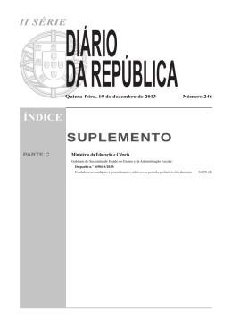 Despacho 16504-A/2013