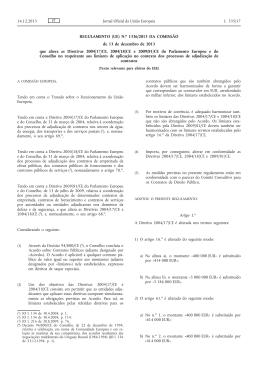 Regulamento (UE) n.o 1336/2013 da Comissão, de 13 de
