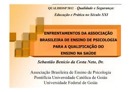 Sebastião Benício da Costa Neto, Dr. Associação
