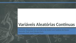 VAC: apresentação básica