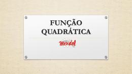 função quadrática - 2015 - matemática - judite 1ª em