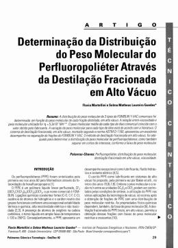 Portuguese - Revista Polímeros
