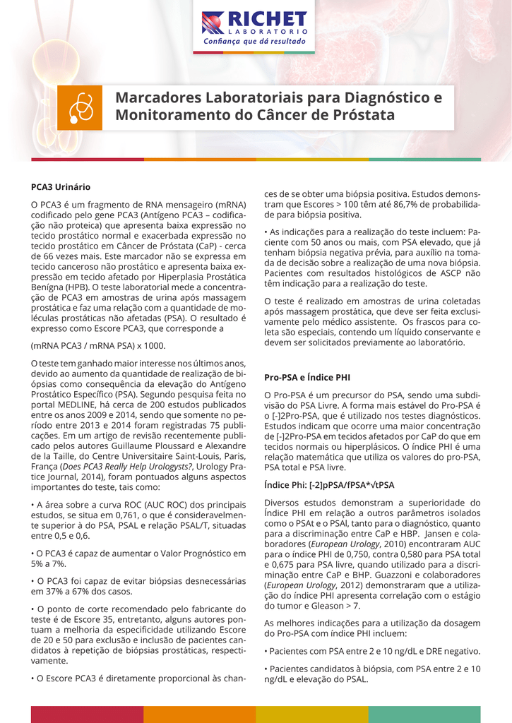 antígeno específico de próstata total s-psal