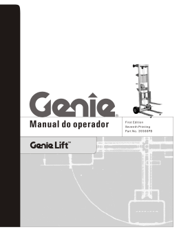 Manual do operador
