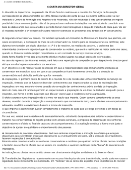 A CARTA DO DIRECTOR-GERAL - Instituto dos Registos e Notariado