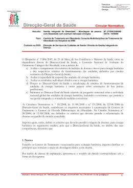 Circular Normativa n.º 21/DSCS/DGID