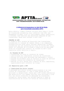 ATF - APTTA Brasil