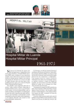 Hospital Militar de Luanda