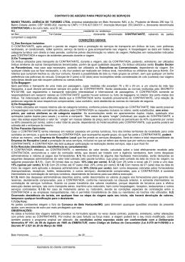 Condições Gerais / Pcte Rodoviário ()
