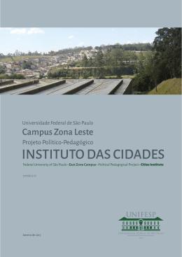 INSTITUTO DAS CIDADES