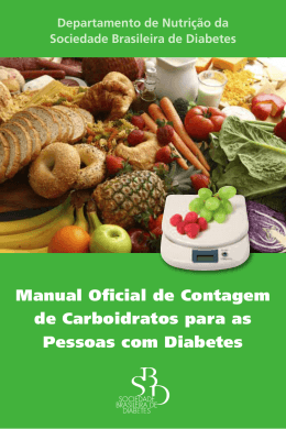 Manual de Contagem de Carboidratos