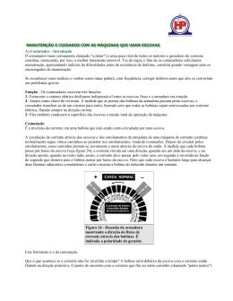 A) Comutador - HP Eletromecânica